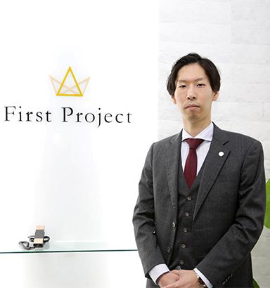代表取締役 谷山の写真
