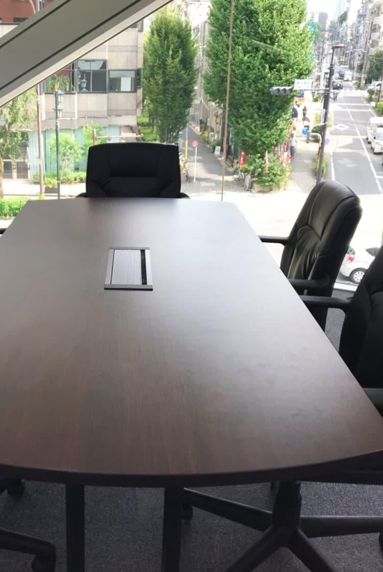 関東会議室の写真